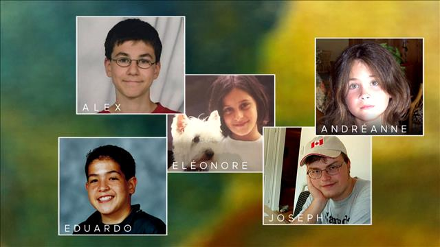 Les enfants du 11 septembre - 2e partie