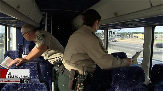 Des policiers de Regina pourraient circuler à bord d'autobus municipaux