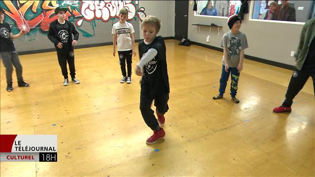 Un studio de danse de Moncton au Nouveau-Brunswick fait du recrutement actif auprès des garçons