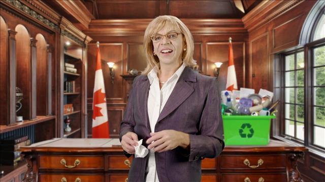 Elizabeth May et la course à la chefferie du Parti conservateur du Canada