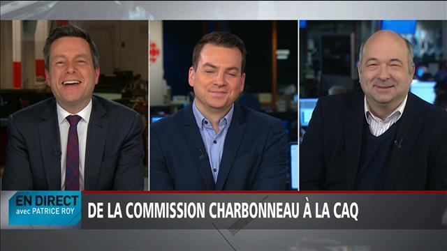 Le panel politique du 21 février 2017