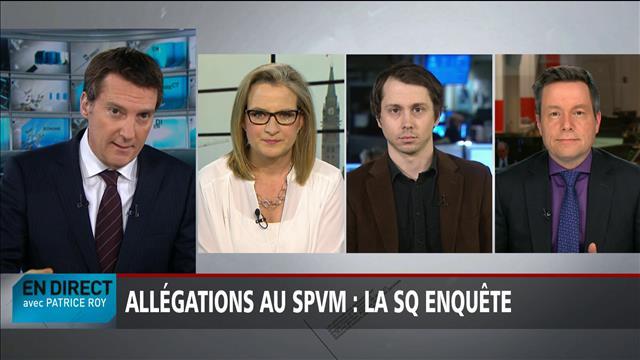 Le panel politique du 22 février 2017