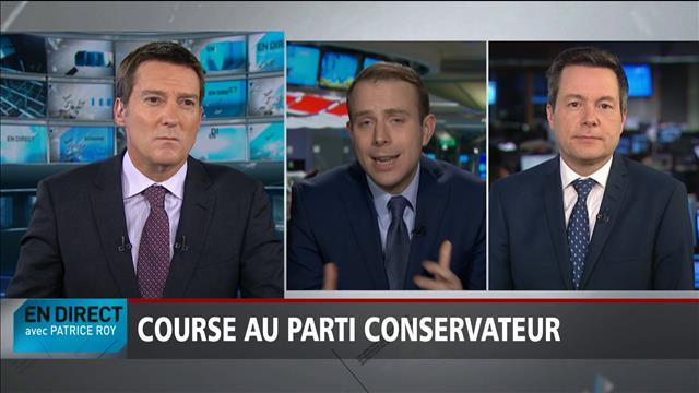 Le panel politique du 24 février 2017