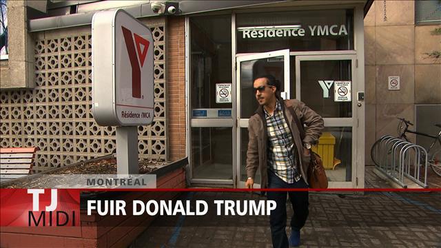 Pourquoi les demandeurs d'asile craignent le discours de Trump