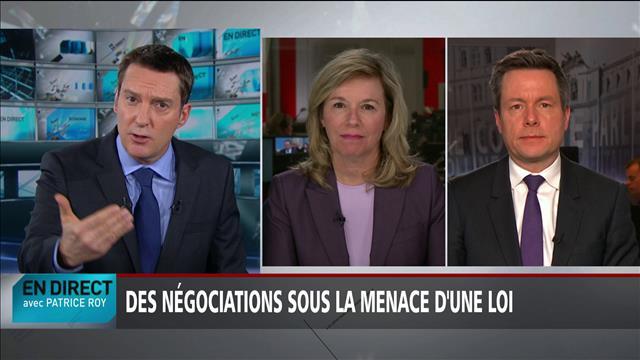 Le panel politique du 27 février 2017