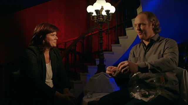 Le questionnaire de Fabien avec Marina Orsini