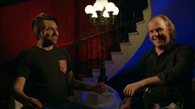 Le questionnaire de Fabien avec MC Gilles