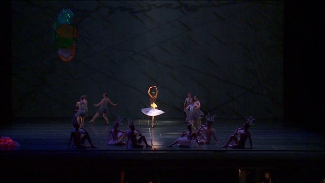 Le ballet autochtone