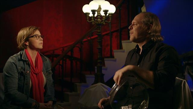Le questionnaire de Fabien avec Maude Guérin