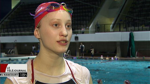 La nageuse synchronisée Tamara Chaput concilie sport et études