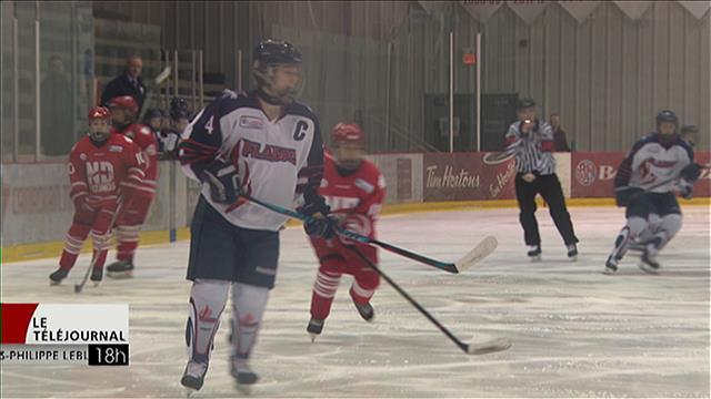 5e Défi montial de hockey féminin à Winnipeg