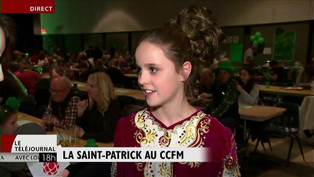 Célébrer la Saint-Patrick avec l'école de danse irlandaise McConnell au CCFM