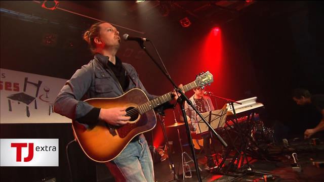 Mathieu Lippé présente son troisième album