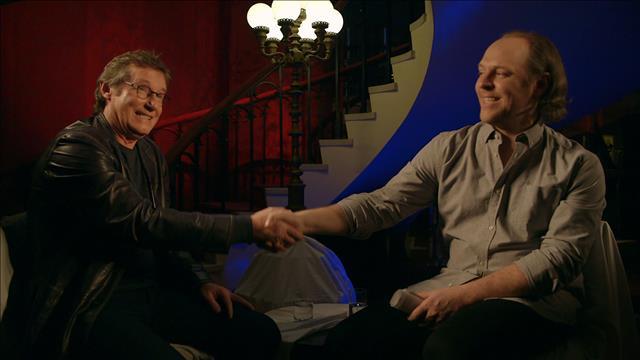 Le questionnaire de Fabien avec Marc Messier