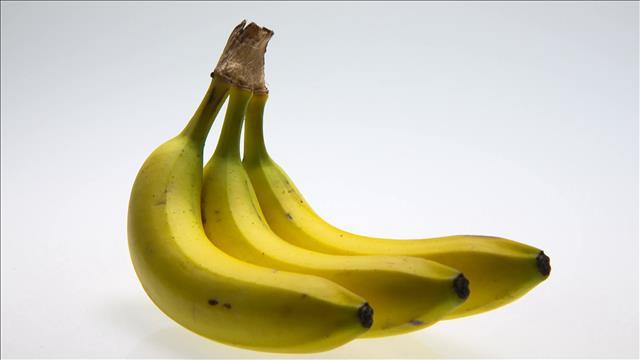 Bananes vertes ou jaunes ?