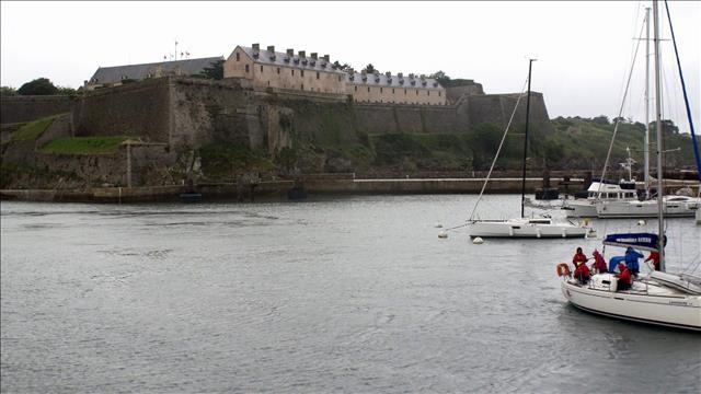 Belle-Île-en-Mer, île bretonne et acadienne