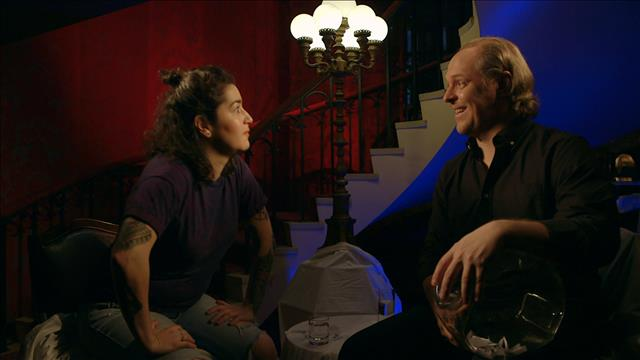 Le questionnaire de Fabien avec Mariana Mazza