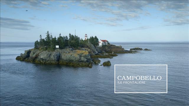 Campobello : île frontalière