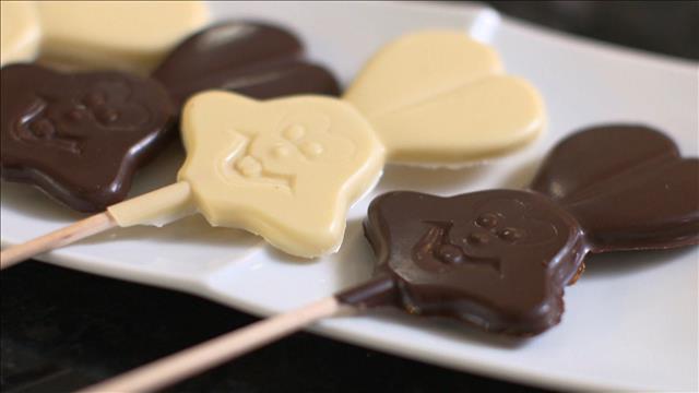 Cuisiner le chocolat