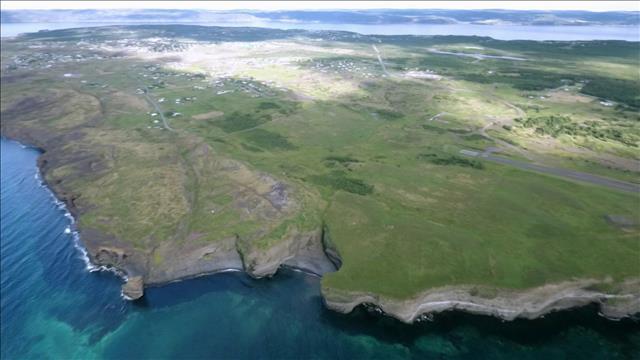 Bell : île minière