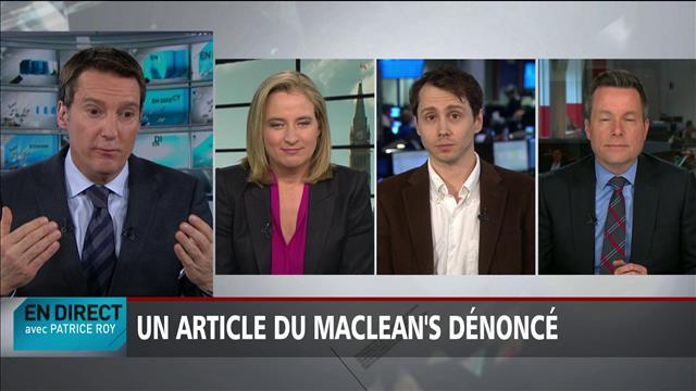 Le panel politique du 21 mars 2017