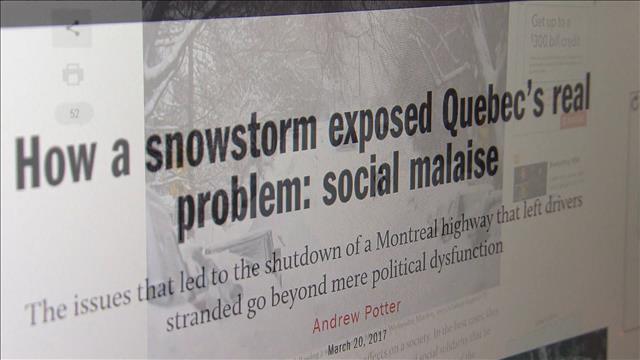 Polémique autour du brûlot sur le Québec paru dans <i>Maclean's</i>