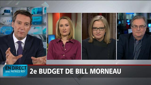 Le panel politique du 22 mars 2017