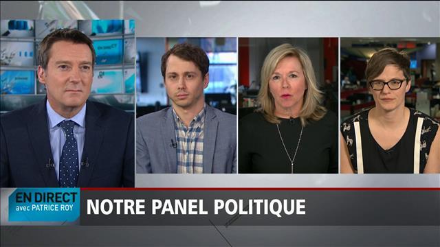 Le panel politique du 23 mars 2017