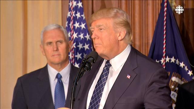 Trump annule plusieurs mesures de protection de l'environnement