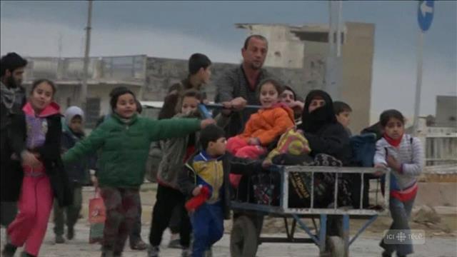 Les pertes civiles sont nombreuses à Mossoul