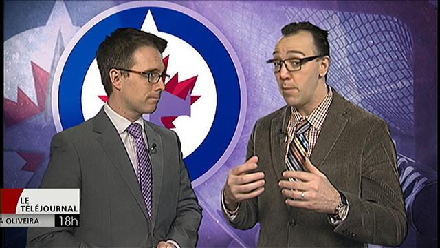 La fin de saison approche pour les Jets de Winnipeg