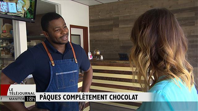 La fabrication de chocolat chez Aschenti cocao
