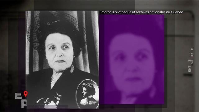 Irma Levasseur, première femme médecin du Québec