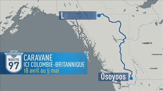 Caravane 97 : Osoyoos