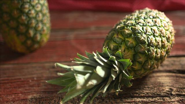 produit vedette l'ananas