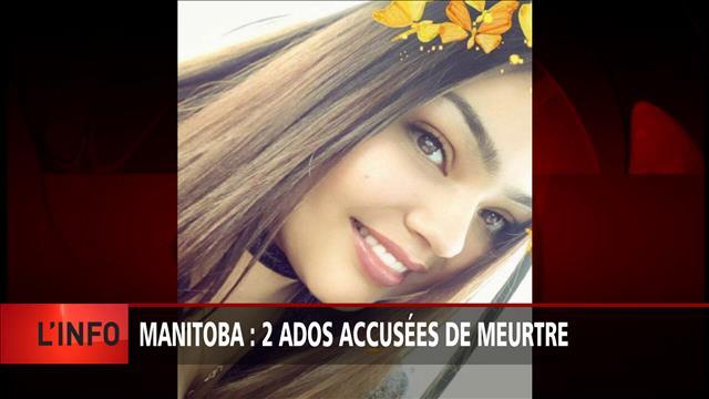 Deux adolescentes arrêtées pour le meurtre de Serena McKay, à Sagkeeng au Manitoba