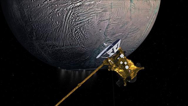 Chronique Julie Payette : Cassini