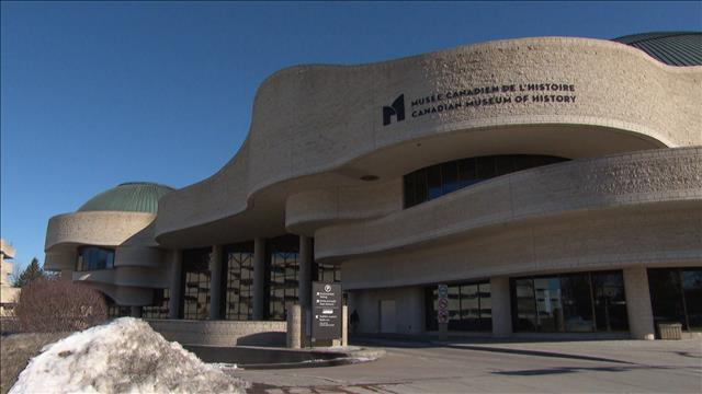 Des stagiaires autochtones au Musée canadien de l'histoire