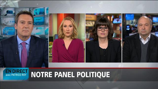 Le panel politique du 24 avril 2017