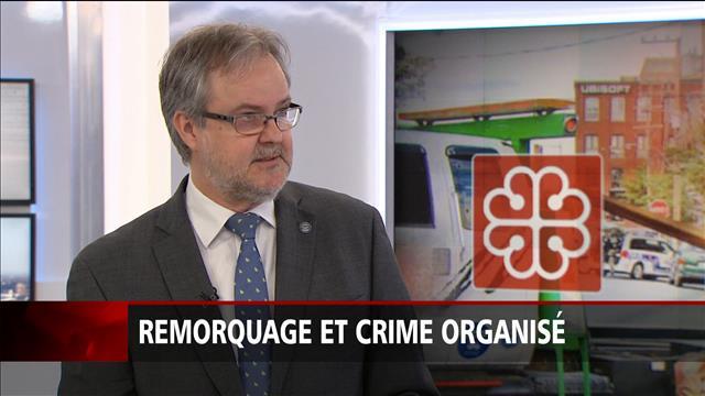 Remorquage et crime organisé
