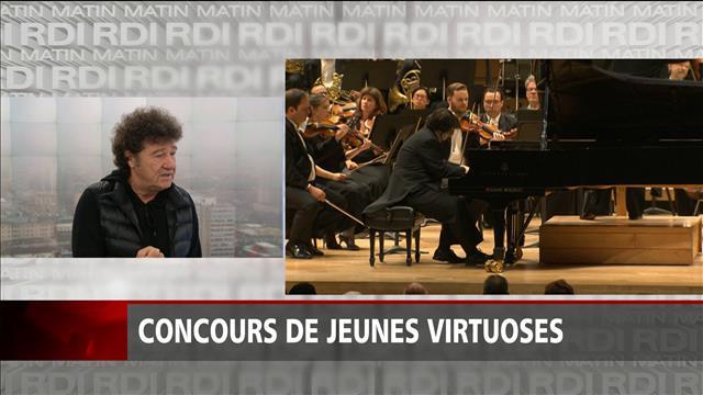 Concours de jeunes virtuoses