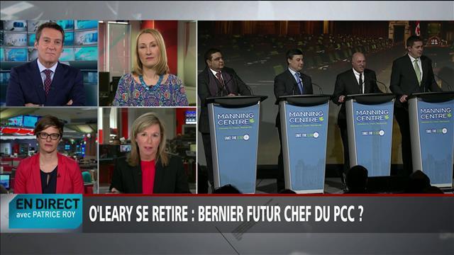 Le panel politique du 26 avril 2017