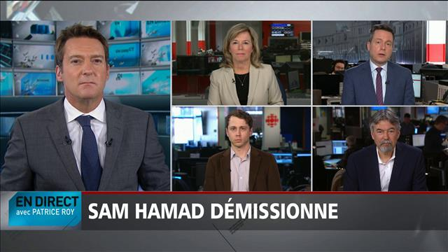 Le panel politique du 27 avril 2017