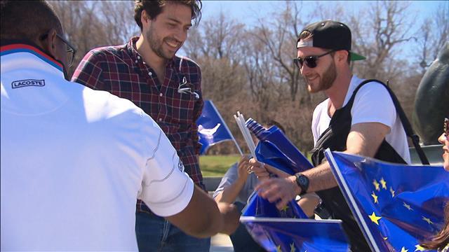 Des Français de Montréal se mobilisent pour faire sortir le vote