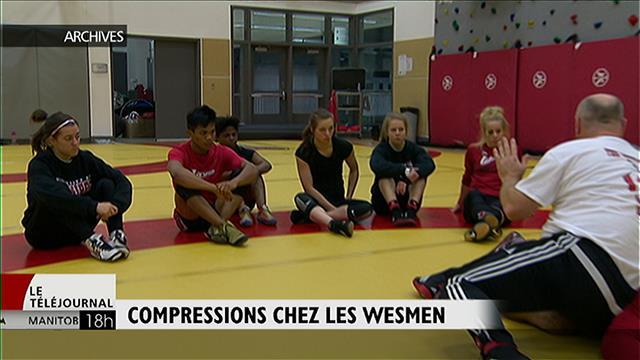 Compressions budgétaires pour les programmes sportifs de l'Université de Winnipeg