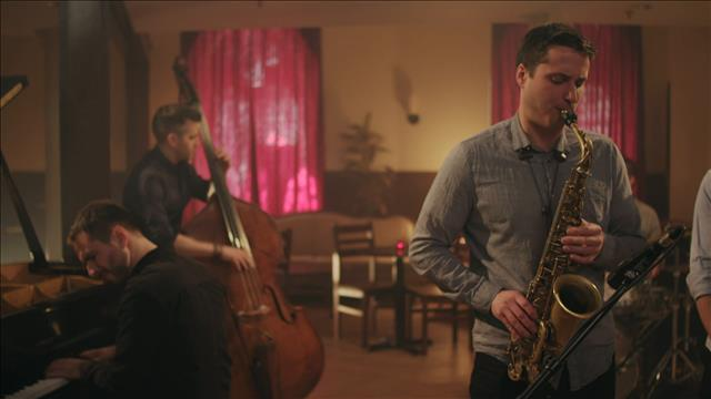 Révélation en jazz - Benjamin Deschamps