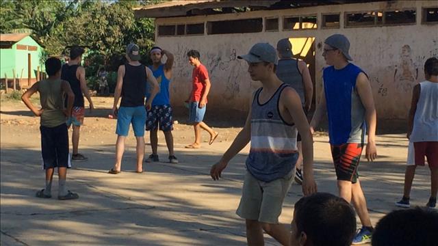 Le projet Nicaragua de l'École Héritage de Falher