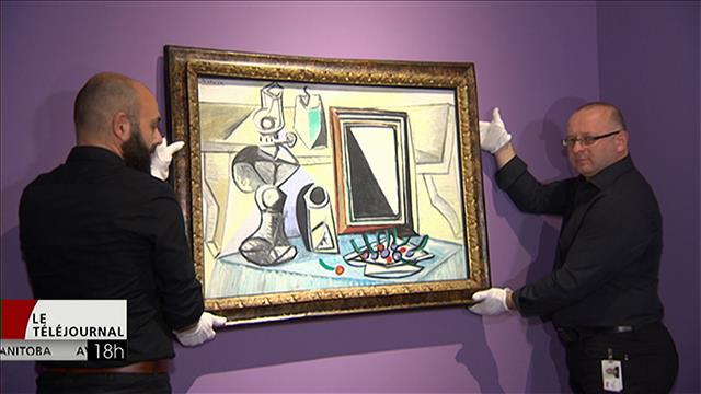 Picasso au Musée des beaux-arts de Winnipeg