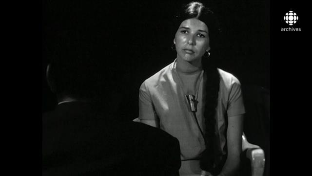 Entrevue à l'émission Aujourd'hui, 22 juillet 1964