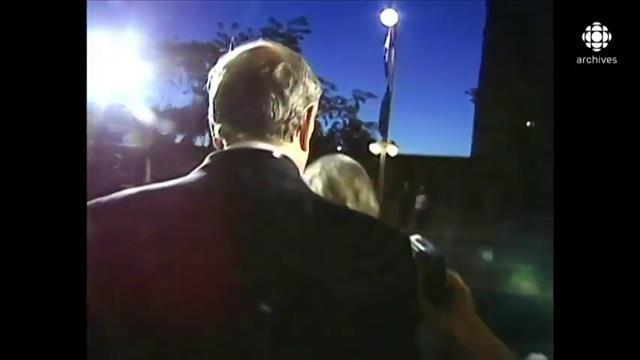 Paul Martin contre Jean Chrétien: quand la rivalité éclate